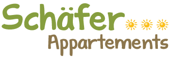 Logo Appartements Schäfer